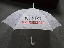 Mr. Mercedes paraplu